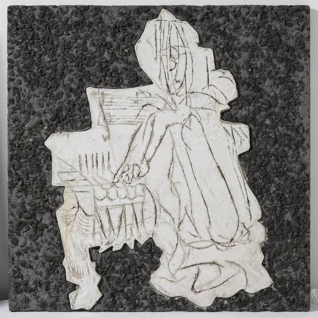 , 'Elsa Stenhammar vid pianot,' 1960, Andréhn-Schiptjenko