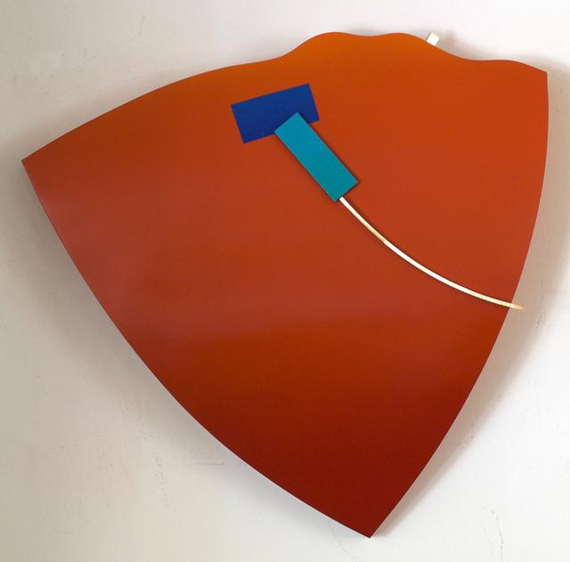 David Adams, 'Trail Marker 2', Add Artwork year, A Gallery