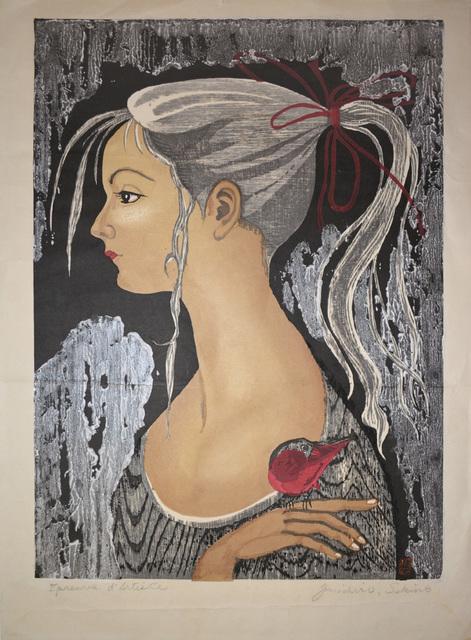 , 'Red Bird,' , Ronin Gallery