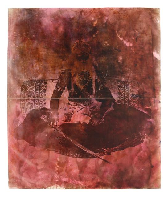 , 'Maharoo-Raja Rahubir Singh Bahadur,' 2002, Galerie Judith Andreae
