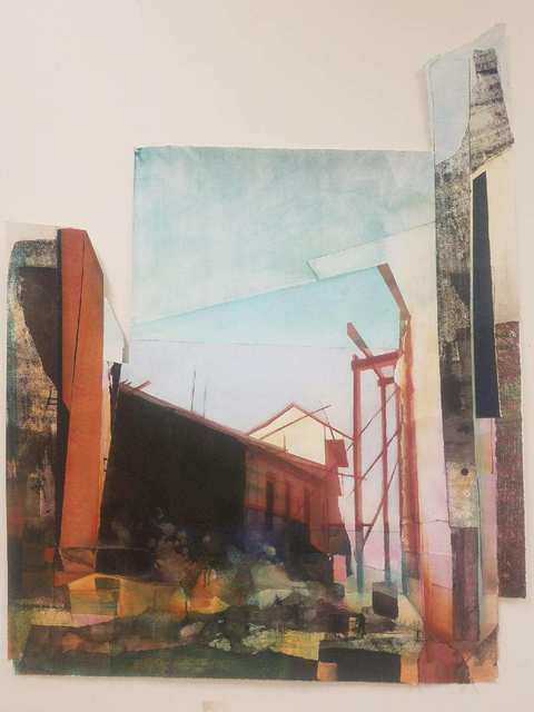 Isaac Payne, 'Scaffolding', 2018, New Gallery of Modern Art
