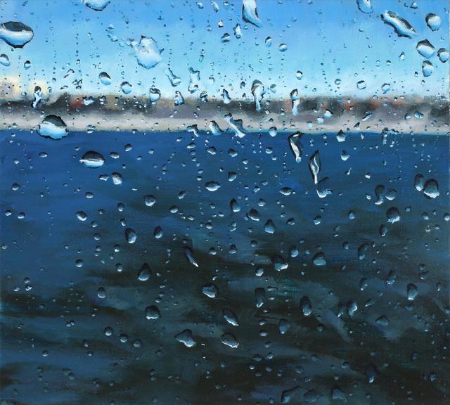 Karen Woods, ' Cruise #7', Painting, Oil on linen, George Billis Gallery