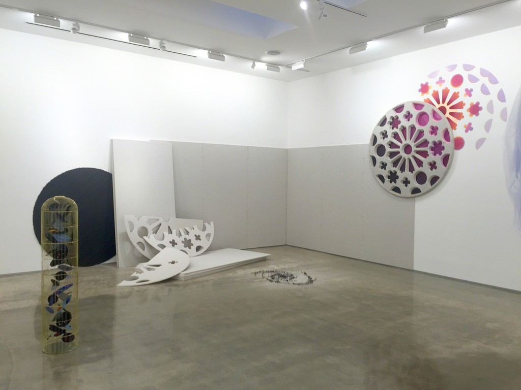 More Light than Heat. Installation view.