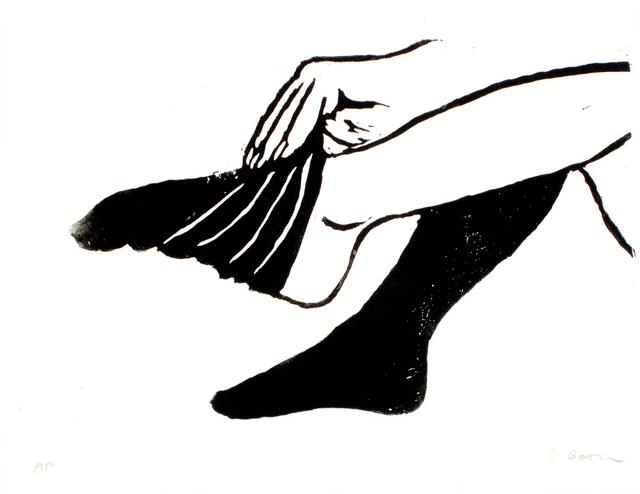 , 'Sock,' 2014, Cross Contemporary Partners