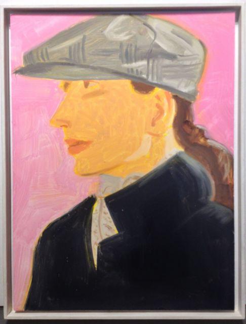 , 'Vivien in Cap,' 2005, Vertu Fine Art