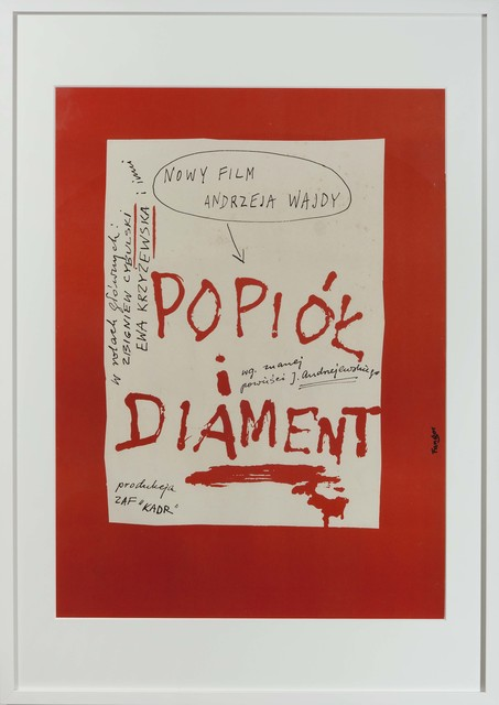Wojciech Fangor, 'Popiót i diament', 1960, GNYP Gallery