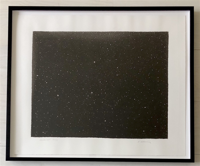 Vija Celmins, 'Night Sky', 2006, Adam Biesk Inc.