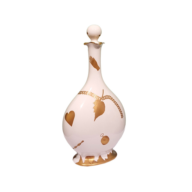 Gio Ponti, 'Porcelain Bottle', Wallector