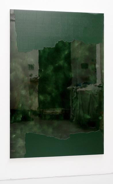 , 'GRUED-H1,' 2015, Galerie Floss & Schultz