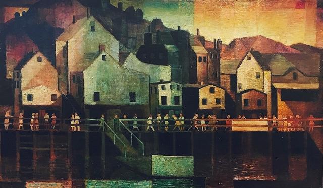Roy Hilton, 'The Promenade', 1944, Lawrence Fine Art