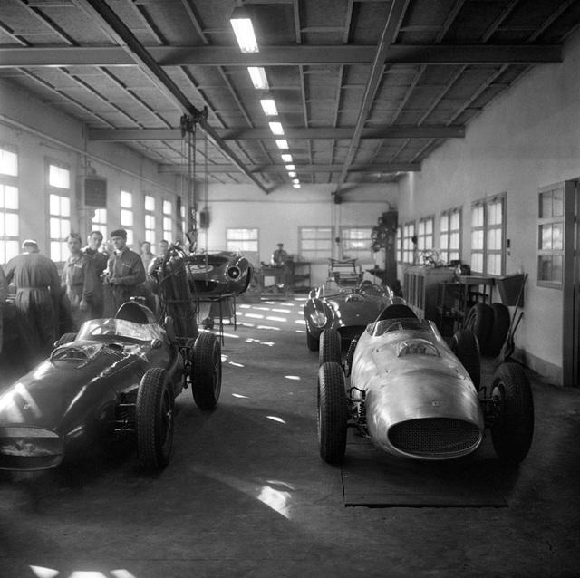 , 'Ferrari Factory, Maranello, Italy,' 1958, Robert Klein Gallery