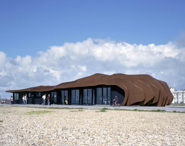 , 'East Beach Café, Littlehampton, UK,' 2005-2007, Hammer Museum