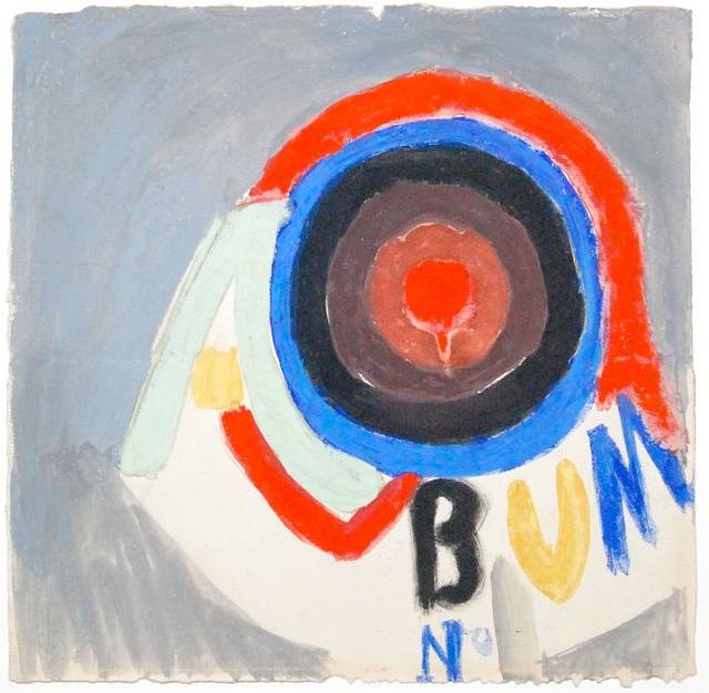 , 'Album N° 1, NR999,' 1916, Galerie Le Minotaure