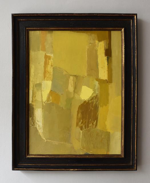 , 'Yellow River,' 2017, Cadogan Contemporary