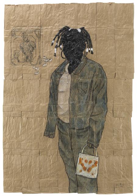 Nathaniel Donnett, 'Not Sold Here', 2010, Jenkins Johnson Gallery