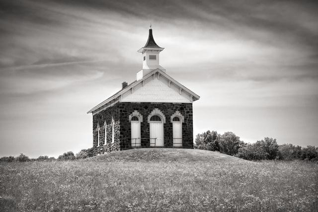 , 'Arvonia School, Arvonia, Kansas,' , Soho Photo Gallery
