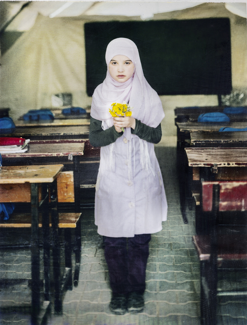 , 'Fatima ,' 2014-2015, Hafez Gallery