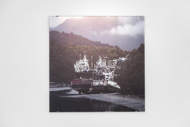 , 'Les Miroirs éblouis - Landscape Transport 1,' 2014, Galerie Christophe Gaillard