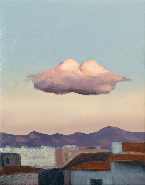 , 'Nube II,' 2017, Sala Parés