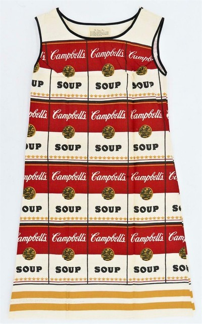 Andy Warhol, 'The Souper Dress', 1965, michael lisi / contemporary art