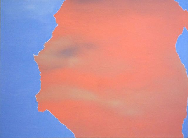 , 'Untitled (Torn Sky),' 1970, Vivian Horan Fine Art