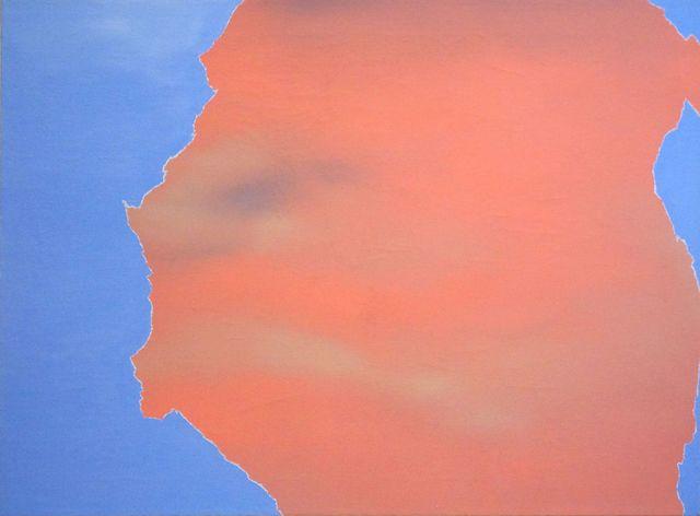 , 'Untitled (Torn Sky),' 1970, Vivian Horan Fine Art