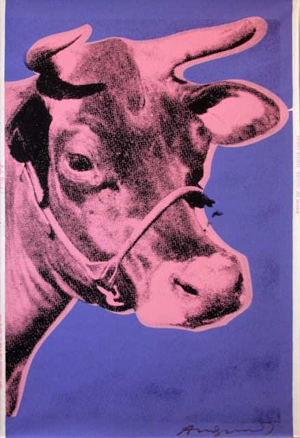 , 'Cow, II. 12A,' 1976, Ravizza Brownfield Gallery