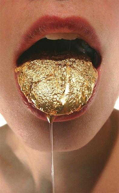 Lauren Kalman, 'Tongue Gilding', 2009, Museum of Arts and Design