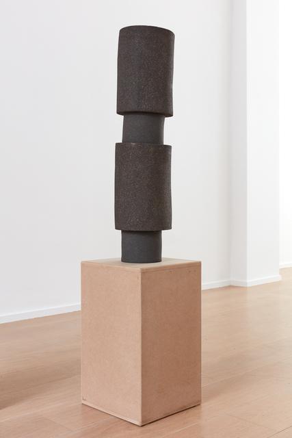 Patrick Carpentier, 'Black Stack n°15', 2019, MLF | MARIE-LAURE FLEISCH