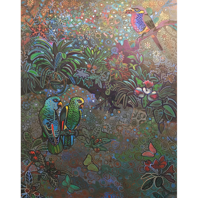 , 'Ares Tropicals,' 2012, Imprint Gallery