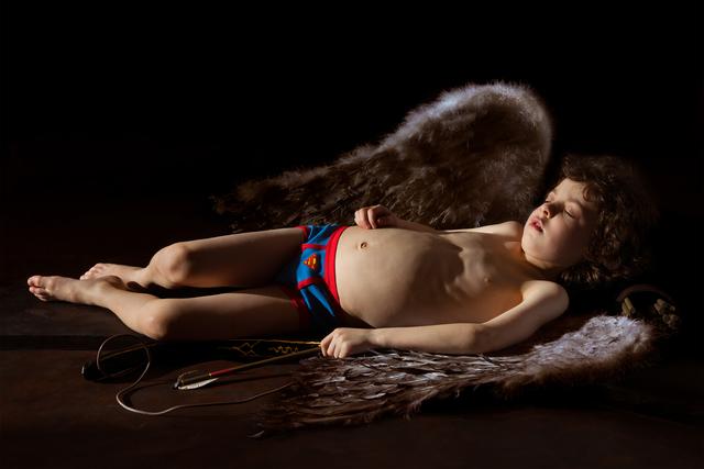 , 'Super Cupid,' 2019, Nancy Hoffman Gallery
