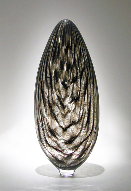 , 'BLACK TWILL VESSEL      ,' , Heller Gallery