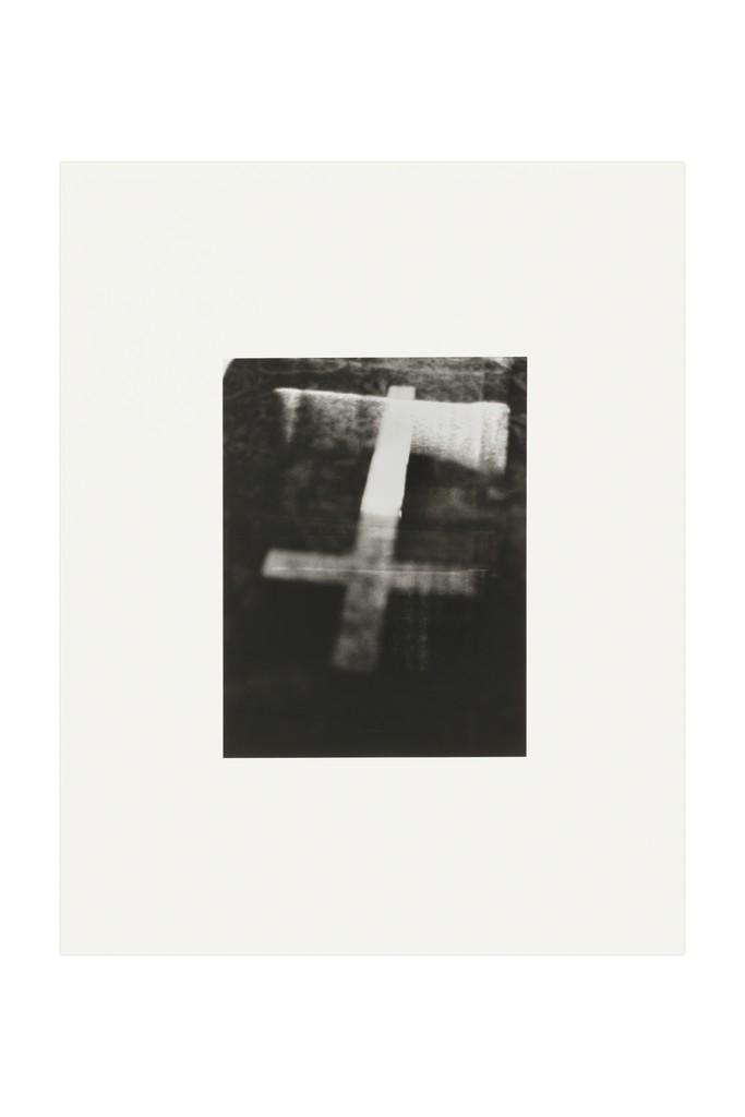 , 'Robert's Cross, NYC,' 2003, kurimanzutto