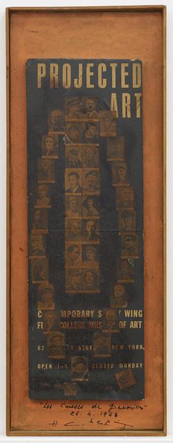, 'Les cuisses de grenouilles,' 1968, Supportico Lopez