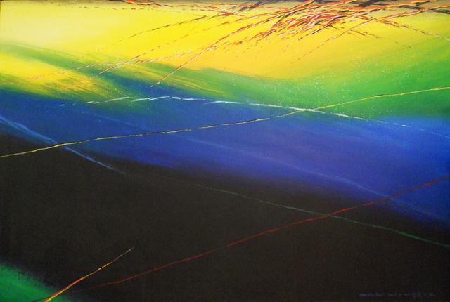Don Ahn, 'Morning Beach', 1995, Walter Wickiser Gallery
