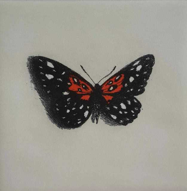 Lisa Milroy, 'Butterfly I', 1994, One Off Contemporary Art Gallery
