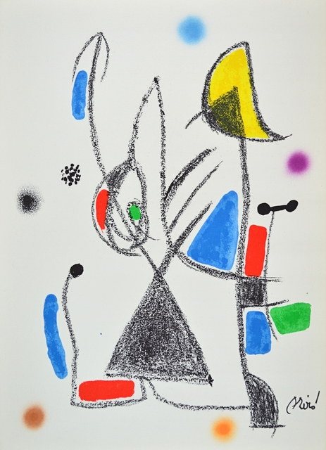 Joan Miró, 'Maravillas 16', ARTEDIO