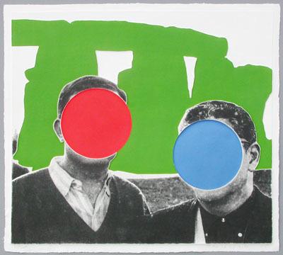 , 'Stonehenge Green,' 2005, Galerie Bhak