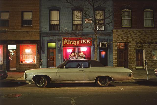 , 'King's Inn Car, Chevrolet Caprice, Hoboken, NJ,' 1975, Jackson Fine Art