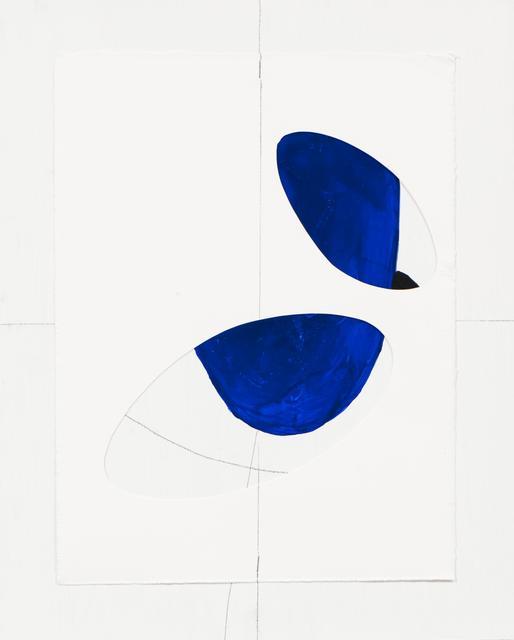 """, 'Geografías corporales II """" Color blanco"""",' 2009, Gallery Elena Shchukina"""