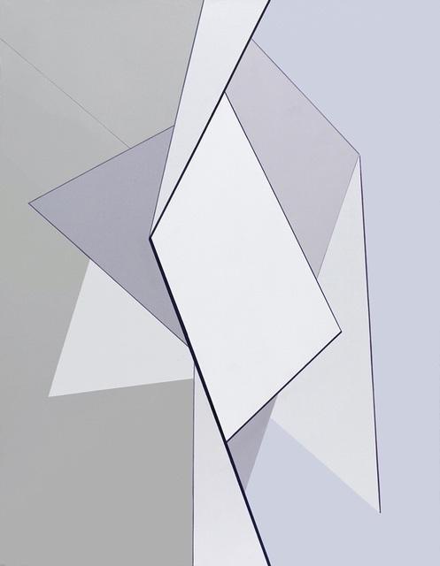 , 'Fold,' 2017, Roberto Alban Galeria de Arte