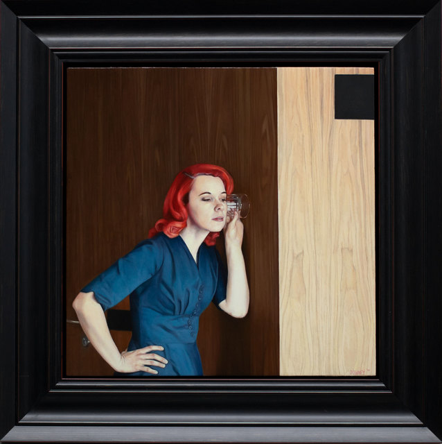 , 'Glass Against the Wall I,' 2019, ARCADIA CONTEMPORARY