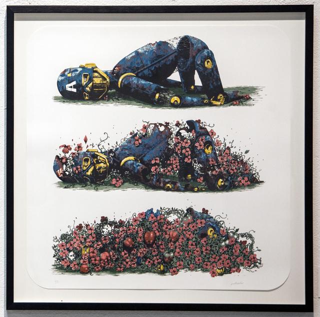 , 'Decomposition,' 2013, Underdogs Gallery