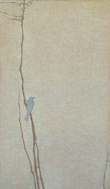 , 'Blue Bird II,' 2018, Jonathan Cooper