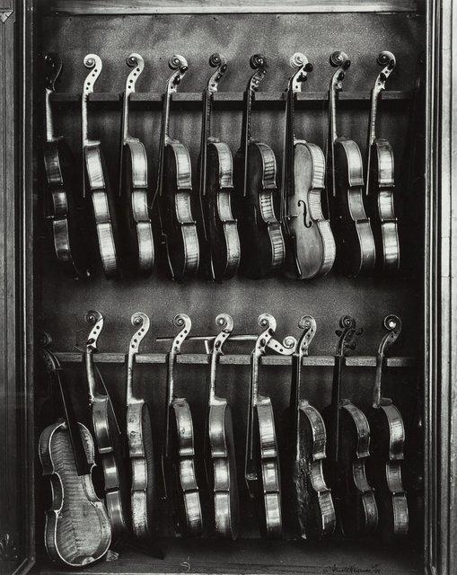 Arnold Newman, 'Violens, Philadelphia, PA', 1941, Heritage Auctions