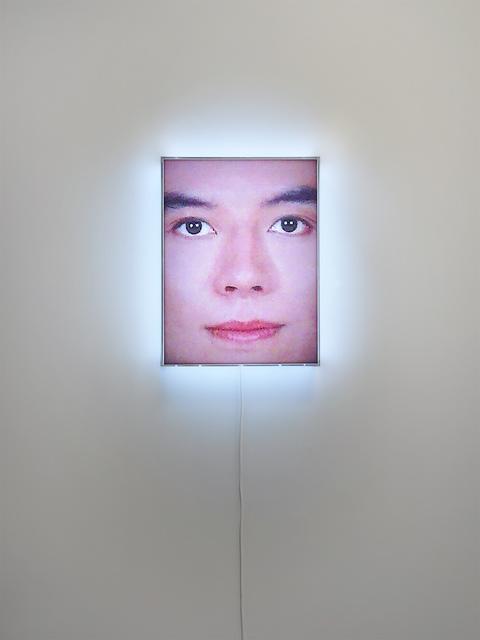 , 'Mr Chan,' 2018, Blindspot Gallery