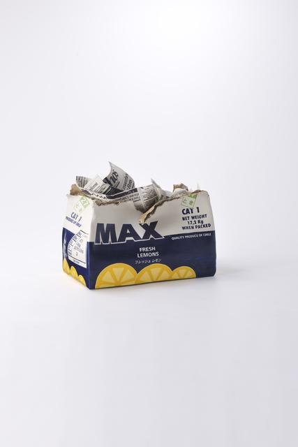 , 'Box 12-Lemon,' 2012, Sokyo Gallery
