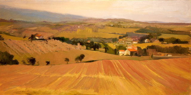 Diana Freedman-Shea, 'Deodato's Land', 2015, Prince Street Gallery