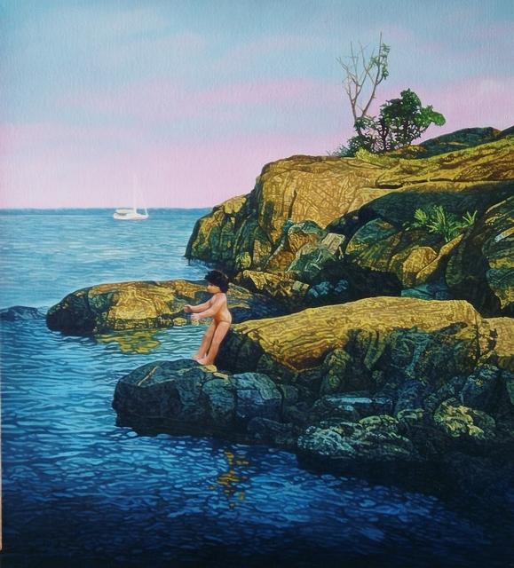 Mark Jacobson, 'Reaching, Mis-Directed', 2012, Walter Wickiser Gallery