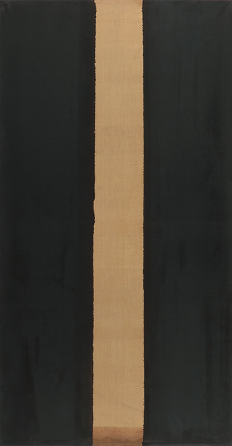 , 'Burnt Umber & Ultramarine,' 1986, PKM Gallery